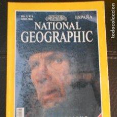 Coleccionismo de National Geographic: HLN- REVISTA NATIONAL GEOGRAPHIC VOL2 Nº6 07/1998- EL TRANSIBERIANO- HAGA SUS OFERTAS POR LOTE. Lote 80542130