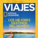 Coleccionismo de National Geographic: VIAJES NATIONAL GEOGRAPHIC ESPECIAL N. 2 - LOS MEJORES DESTINOS DEL MUNDO (NUEVA). Lote 157827205