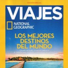 Coleccionismo de National Geographic: VIAJES NATIONAL GEOGRAPHIC ESPECIAL N. 2 - LOS MEJORES DESTINOS DEL MUNDO (NUEVA). Lote 178868846
