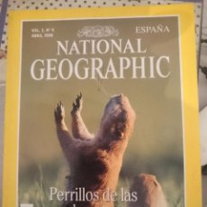 Coleccionismo de National Geographic: REVISTA NATIONAL GEOGRAPHIC - ESPAÑA - VOL 2 N 4 - ABRIL 1998 ----REFSAMUTEL. Lote 82140088