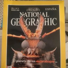 Coleccionismo de National Geographic: REVISTA NATIONAL GEOGRAPHIC - ESPAÑA - VOL 2 N 3 - MARZO 1998. Lote 82140112