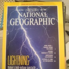 Coleccionismo de National Geographic: REVISTA NATIONAL GEOGRAPHIC - EN INGLES - VOL 184 N 1 - JULIO 1993 ----REFSAMUTEL. Lote 82140136