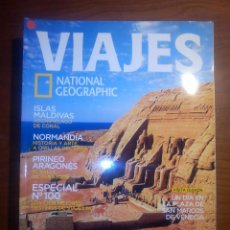 Coleccionismo de National Geographic: VIAJES NATIONAL GEOGRAPHIC .- Nº 100 .- EGIPTO. Lote 82777116