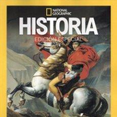 Coleccionismo de National Geographic: HISTORIA NATIONAL GEOGRAPHIC ESPECIAL N. 20 - TEMA: REVOLUCION E IMPERIO (NUEVA). Lote 98394304