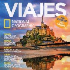 Coleccionismo de National Geographic: VIAJES NATIONAL GEOGRAPHIC N. 205 - EN PORTADA: NORMANDIA (NUEVA). Lote 179110851