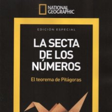 Coleccionismo de National Geographic: NATIONAL GEOGRAPHIC ESPECIAL MATEMATICAS N. 10 - EL TEOREMA DE PITAGORAS (NUEVA). Lote 126963646