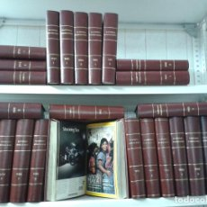 Coleccionismo de National Geographic: NATIONAL GEOGRAPHIC. REVISTAS ENCUADERNADAS. Lote 87116892