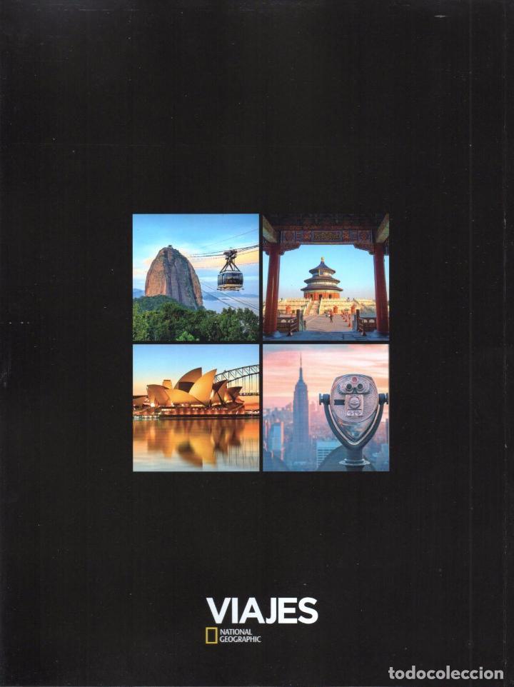 Coleccionismo de National Geographic: VIAJES NATIONAL GEOGRAPHIC ESPECIAL N. 5 - 80 CIUDADES FANTASTICAS (NUEVA) - Foto 2 - 178868861
