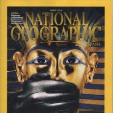 Coleccionismo de National Geographic: NATIONAL GEOGRAPHIC N. 38006 JUNIO 2016 - EN PORTADA: LADRONES DE TUMBAS (NUEVA). Lote 87357892