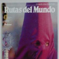 Coleccionismo de National Geographic: RUTAS DEL MUNDO Nº27 ABRIL 1992 - GRAN DESPLEGABLE DE VENECIA - NATIONAL GEOGRAPHIC SOCIETY - HYMSA. Lote 89040016