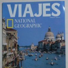 Coleccionismo de National Geographic: VIAJES Nº24 - NATIONAL GEOGRAPHIC - AÑO 2001. Lote 89040652
