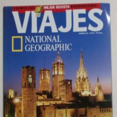 Coleccionismo de National Geographic: VIAJES Nº26 - NATIONAL GEOGRAPHIC - AÑO 2002. Lote 89040912
