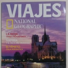 Coleccionismo de National Geographic: VIAJES Nº36 - NATIONAL GEOGRAPHIC - AÑO 2003. Lote 89041288