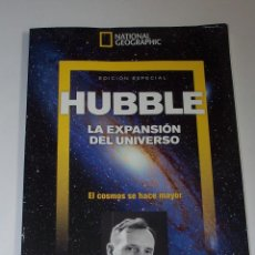Coleccionismo de National Geographic: EDWIN HUBBLE, BIOGRAFÍA DE NATIONAL GEOGRAPHIC.. Lote 90815645