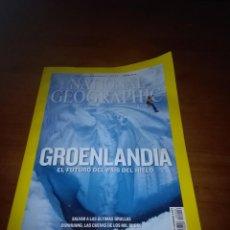 Coleccionismo de National Geographic: REVISTA. NATIONAL GEOGRAPHIC. GROENLANDIA. JUNIO 2010. B4R. Lote 94051885
