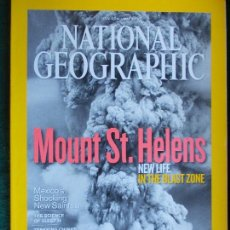 Coleccionismo de National Geographic: NATIONAL GEOGRAPHIC MAYO 2010 10 EN INGLÉS. Lote 95793279