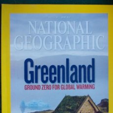 Coleccionismo de National Geographic: NATIONAL GEOGRAPHIC JUNIO 2010 10 EN INGLÉS. Lote 95793303