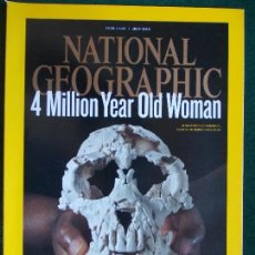 Coleccionismo de National Geographic: NATIONAL GEOGRAPHIC JULIO 2010 10 EN INGLÉS. Lote 95793343