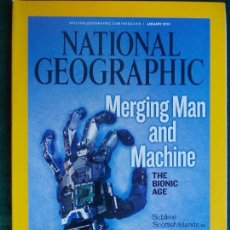 Coleccionismo de National Geographic: NATIONAL GEOGRAPHIC JUNIO 2010 10 EN INGLÉS. Lote 95793395