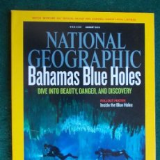 Coleccionismo de National Geographic: NATIONAL GEOGRAPHIC AGOSTO 2010 10 EN INGLÉS. Lote 95793427