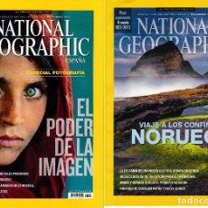 Coleccionismo de National Geographic: NATIONAL GEOGRAPHIC NOV Y DIC 2013. Lote 96001179