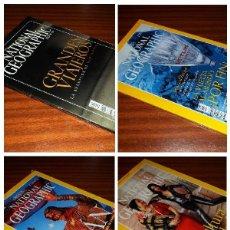 Coleccionismo de National Geographic: LOTE 101 EJEMPLARES DE NATIONAL GEOGRAPHIC (VER LISTA Y FOTO DE CADA EJEMPLAR). Lote 96429151
