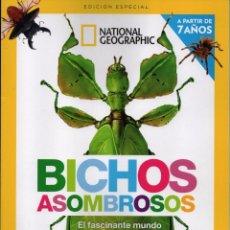 Coleccionismo de National Geographic: NATIONAL GEOGRAPHIC KIDS ESPECIAL N. 2 - BICHOS ASOMBROSOS (NUEVA). Lote 218699080
