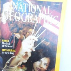 Coleccionismo de National Geographic: EUROPE´S BIG GAMBLE MAY 2004.. Lote 98813923