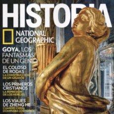 Coleccionismo de National Geographic: HISTORIA NATIONAL GEOGRAPHIC N. 162 - EN PORTADA: VERSALLES (NUEVA). Lote 174004597
