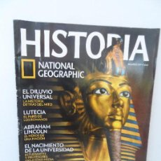 Coleccionismo de National Geographic: HISTORIA NATIONAL GEOGRAPHIC Nº 117.. Lote 99272999