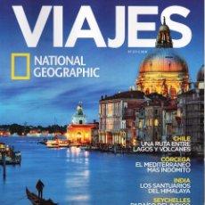 Coleccionismo de National Geographic: VIAJES NATIONAL GEOGRAPHIC N. 211 - EN PORTADA: VENECIA (NUEVA). Lote 99845087
