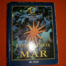 Coleccionismo de National Geographic: LOS REINOS DEL MAR NATIONAL GEOGRAPHIC. Lote 100099919