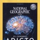 Coleccionismo de National Geographic: NATIONAL GEOGRAPHIC N. 41003 SEPTIEMBRE 2017 - EN PORTADA: EL CEREBRO ADICTO (NUEVA). Lote 159119244