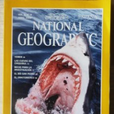 Coleccionismo de National Geographic: NATIONAL GEOGRAPHIC. ABRIL 2000. Lote 100590931