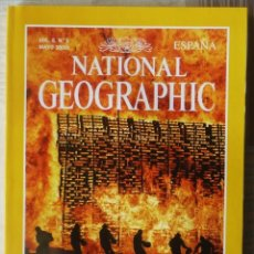 Coleccionismo de National Geographic: NATIONAL GEOGRAPHIC. MAYO 2000. Lote 100591399
