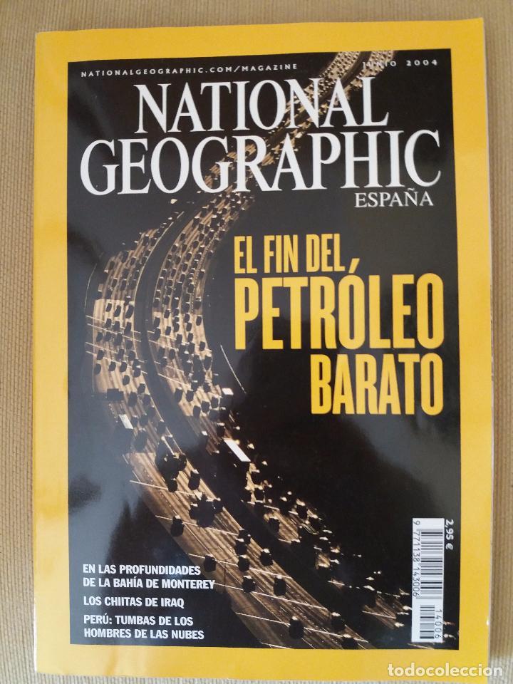 Coleccionismo de National Geographic: LOTE 6 REVISTAS NATIONAL GEOGRAPHIC ESPAÑA (VER DESCRIPCIÓN Y FOTOS) POSIBILIDAD VENTA INDIVIDUAL - Foto 2 - 101102731