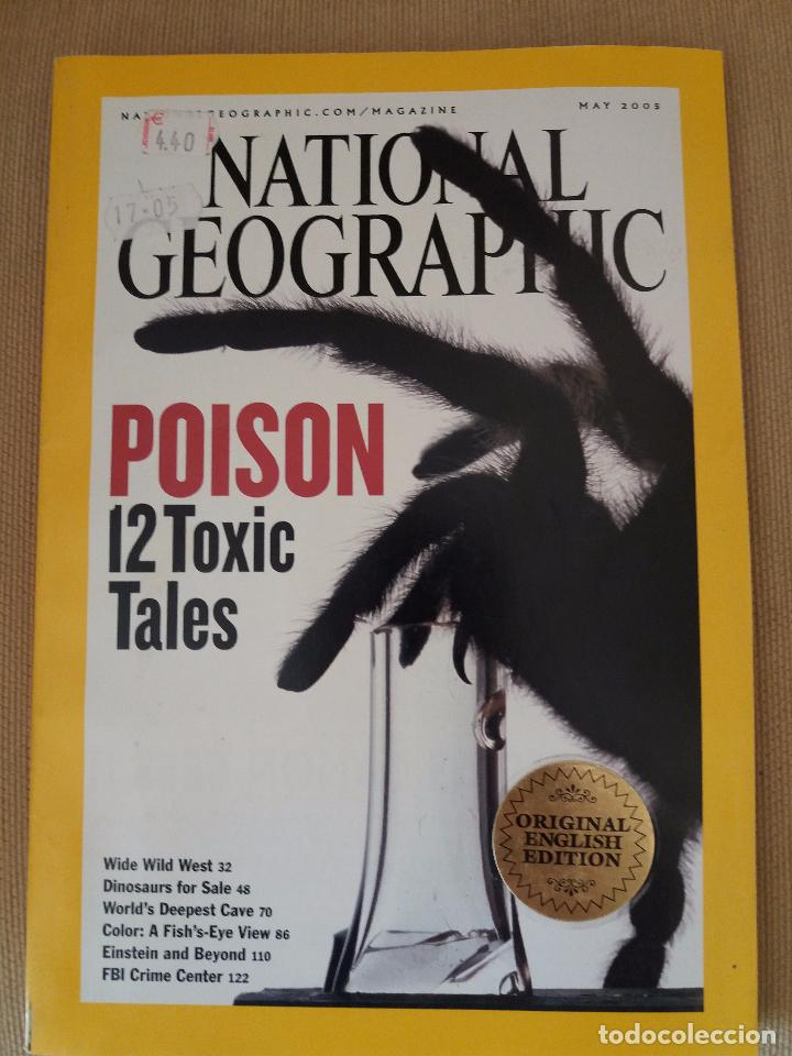 Coleccionismo de National Geographic: LOTE 6 REVISTAS NATIONAL GEOGRAPHIC ESPAÑA (VER DESCRIPCIÓN Y FOTOS) POSIBILIDAD VENTA INDIVIDUAL - Foto 4 - 101102731