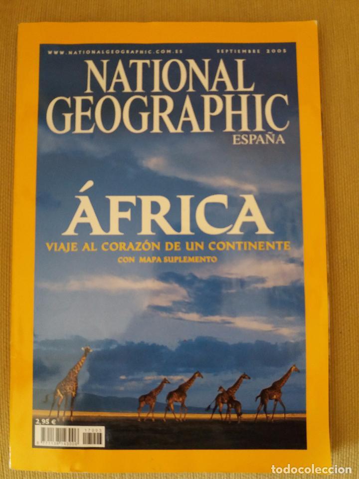 Coleccionismo de National Geographic: LOTE 6 REVISTAS NATIONAL GEOGRAPHIC ESPAÑA (VER DESCRIPCIÓN Y FOTOS) POSIBILIDAD VENTA INDIVIDUAL - Foto 5 - 101102731