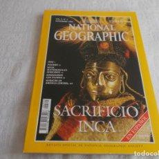Coleccionismo de National Geographic: NATIONAL GEOGRAPHIC NOVIEMBRE 1999. Lote 101228927