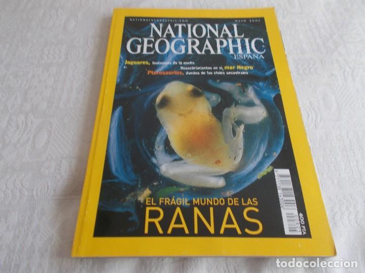 NATIONAL GEOGRAPHIC MAYO 2001 (Coleccionismo - Revistas y Periódicos Modernos (a partir de 1.940) - Revista National Geographic)