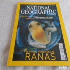 Coleccionismo de National Geographic: NATIONAL GEOGRAPHIC MAYO 2001. Lote 101230803