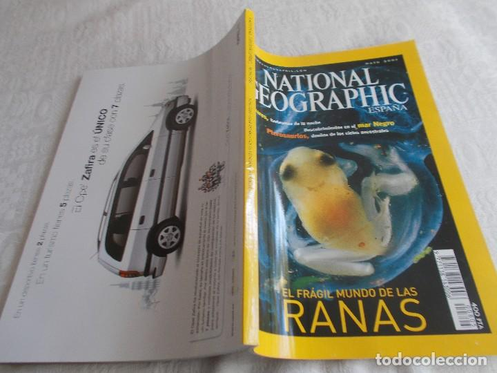 Coleccionismo de National Geographic: NATIONAL GEOGRAPHIC Mayo 2001 - Foto 2 - 101230803