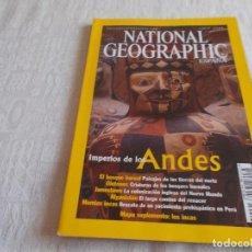Coleccionismo de National Geographic: NATIONAL GEOGRAPHIC JUNIO 2002 CON MAPA ANEXO. Lote 101402727