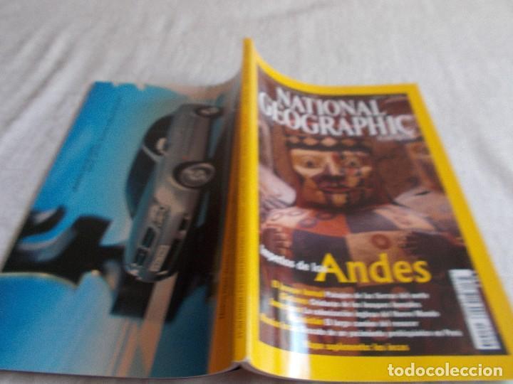 Coleccionismo de National Geographic: NATIONAL GEOGRAPHIC Junio 2002 con mapa anexo - Foto 2 - 101402727