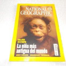 Coleccionismo de National Geographic: NATIONAL GEOGRAPHIC NOVIEMBRE 2006 . Lote 101498447