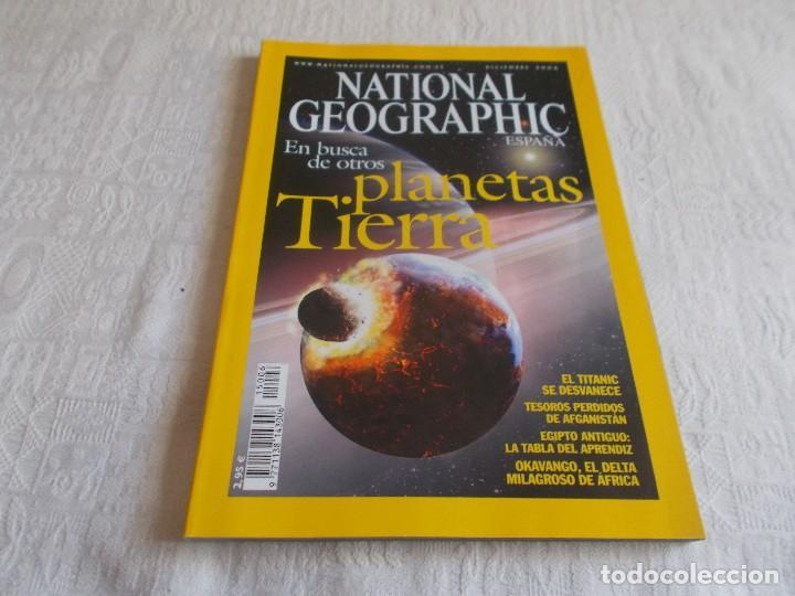 NATIONAL GEOGRAPHIC DICIEMBRE 2004 (Coleccionismo - Revistas y Periódicos Modernos (a partir de 1.940) - Revista National Geographic)