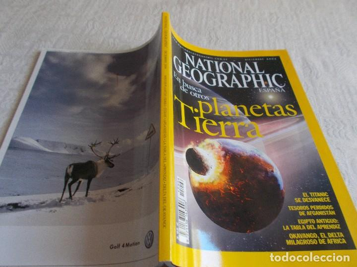 Coleccionismo de National Geographic: NATIONAL GEOGRAPHIC Diciembre 2004 - Foto 2 - 101501799