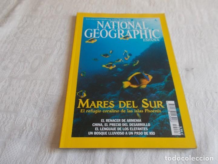 NATIONAL GEOGRAPHIC OCTUBRE 2008 (Coleccionismo - Revistas y Periódicos Modernos (a partir de 1.940) - Revista National Geographic)