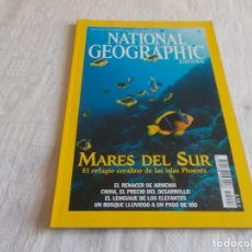 Coleccionismo de National Geographic: NATIONAL GEOGRAPHIC OCTUBRE 2008. Lote 101538891