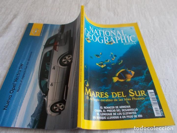 Coleccionismo de National Geographic: NATIONAL GEOGRAPHIC Octubre 2008 - Foto 2 - 101538891